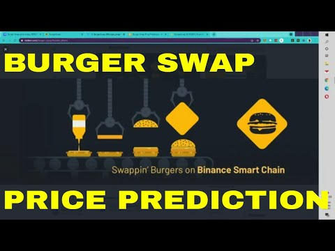 Burger Swap Price Prediction Burger Crypto Price Next Bakery Swap on Binance Smart Chain to MOON