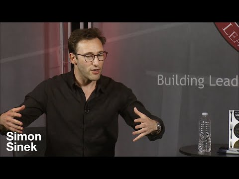 The MOST Self-Destructive Habit | Simon Sinek