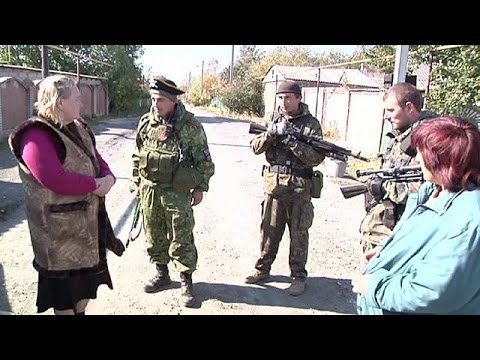 Fear on the frontline: the impact on people of conflict in eastern Ukraine - reporter