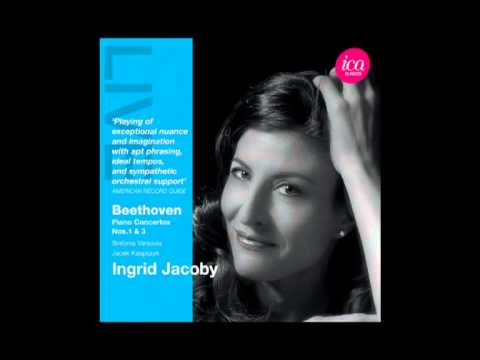 Ingrid Jacoby - Beethoven: Piano Concerto No.1