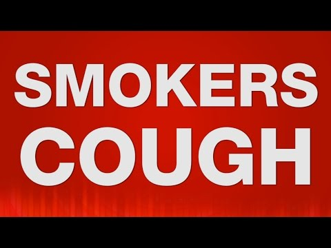 Smokers Coughing SOUND EFFECT - Cough Raucherhusten SOUNDS