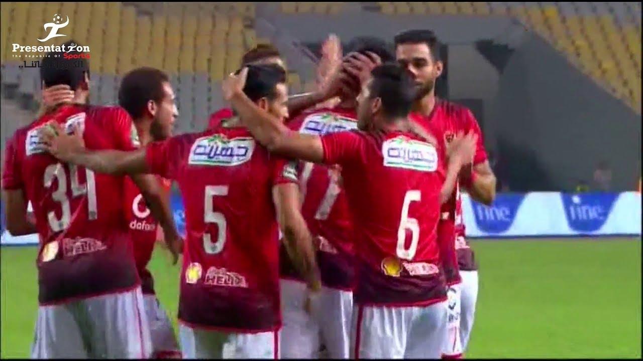 أهداف مباراة الأهلي vs المصري   2 - 0 الجولة الـ 28 الدوري المصري 2017 - 2018