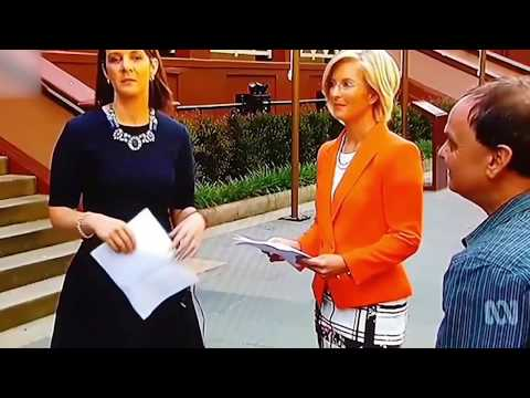 Unforgettable scene at live NEWS – BEST FAIL in live