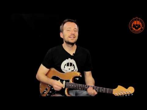 Comment Jouer Apache de The Shadows à la Guitare   Partie Rythmique