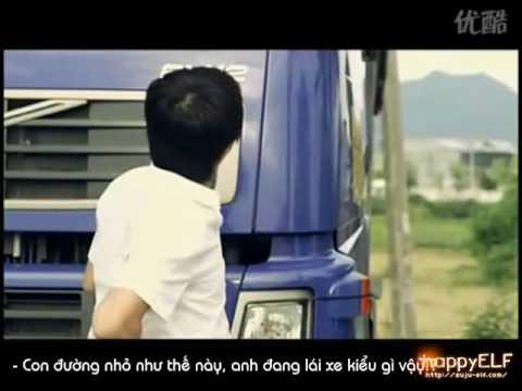 [Vietsub + Kara] Holding An Umbrella - HanGeng 韩庚 @ Super Junior [SuJu-ELF.com]