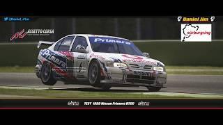 Test 1999 Nissan Primera BTCC