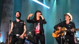 The BossHoss mit special Guest NENA - Leuchtturm Hamburg 16.04.2016