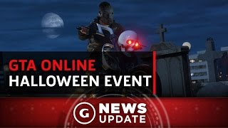 GTA V Halloween Event Begins Friday - GS News Update