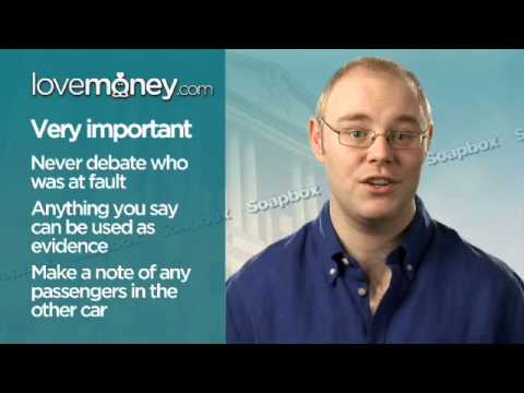 How to make a successful car insurance claim