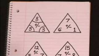 First Grade Math Lessons : First Grade Math Subtraction Tables