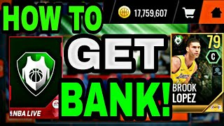 HOW TO GET *MILLIONS* OF COINS (3 MINUTES)100% FREE | NBA LIVE MOBILE 18