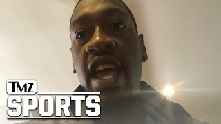 NBA's Larry Sanders Discusses Terence Crutcher Shooting | TMZ Sports