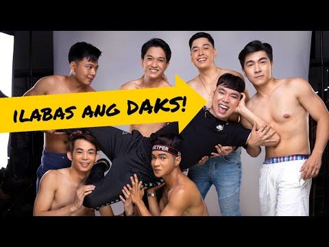 Ang Pinaka-DAKS ay si... (@Chad Kinis Umamin sa Set ng Beki Problems)