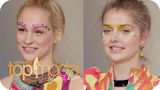 Aussage gegen Aussage (Laura, Varisa) | Germany's next Topmodel 2015 | ProSieben