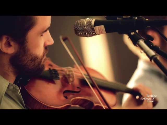 "The Lonely Heartstring Band, ""Until I Cross That Line""- Live at Berklee College of Music"