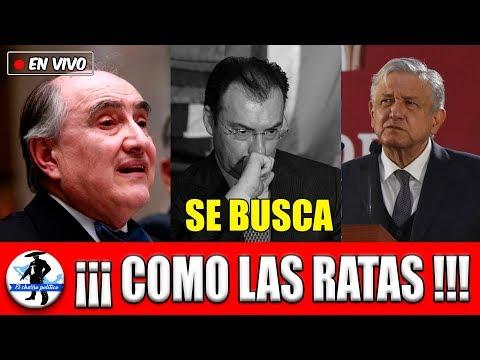 El Dr Jalife Revela Videos De Videgaray:Compra Al Poder Judicial Para Q Caigan 1ro Sus Enemigos