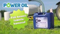 Power Oil spotti 2 - Neste Oil polttoaineet ja voiteluaineet
