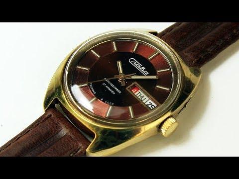 Советские Часы. Сделано в СССР