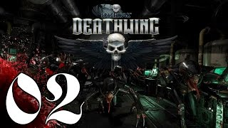 Space Hulk Deathwing - Brother Sven - Part 2 Deathwing Campaign
