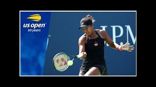 Tennis, US Open: Geschichte von Naomi Osaka aus Japan rührt zu Tränen
