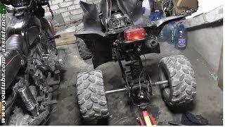 видео Запчасти для китайских квадроциклов