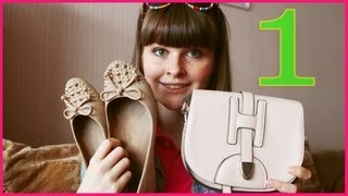 HAUL: Весенние покупки одежды, обуви, аксессуаров(В этом видео я покажу вам свои покупки одежды, обуви и аксессуаров. Все цены и магазины указаны в видео...., 2013-05-02T08:13:19.000Z)
