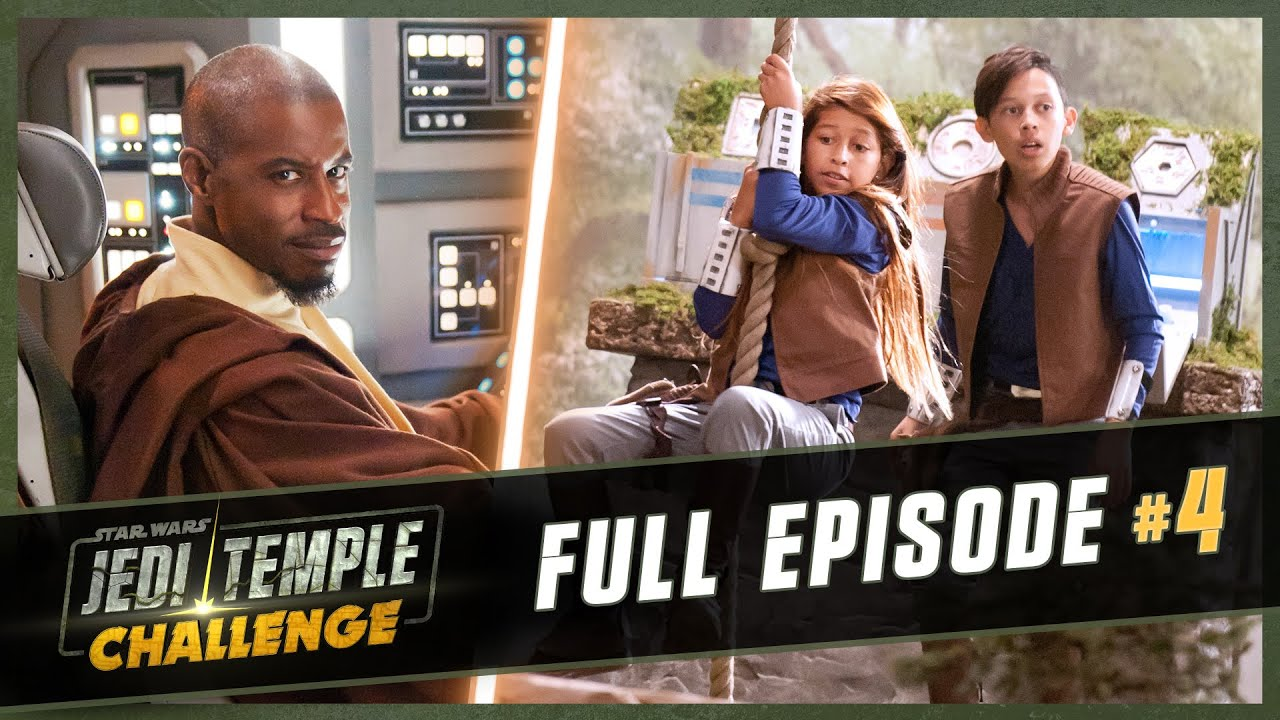 Star Wars: Jedi Temple Challenge - Episode 4