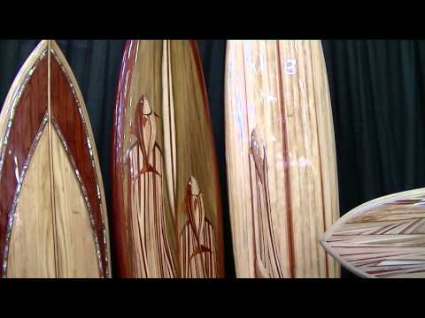 The Boardroom Surfboard Show in Del Mar, Ca. 2014 - Surfing