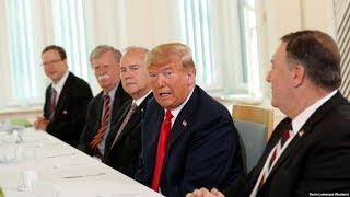 Трамп: отношения США с Россией 'никогда не были столь плохи' / Новости