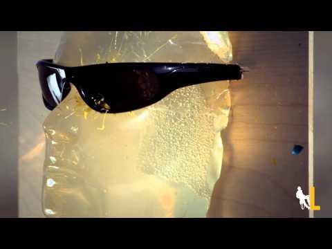 Safety Glasses Test