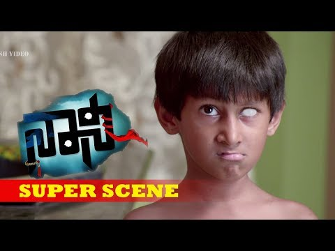 Kannada Scenes | Manish Praises Servant's Food Kannada Scenes | Naani Kannada Movie
