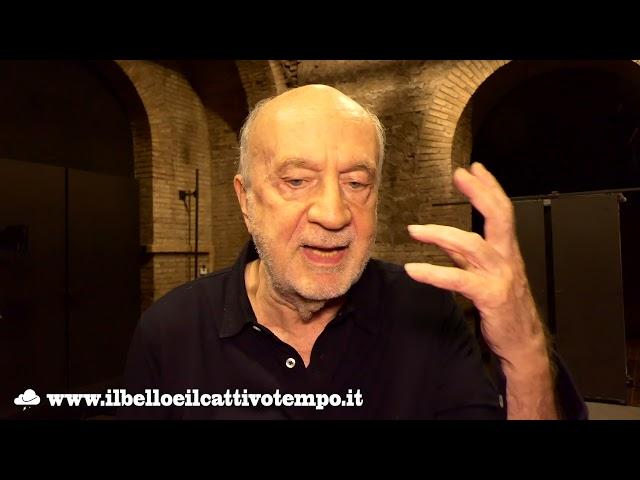 Antonio Calenda - Nuvole - Teatro Greco di Siracusa