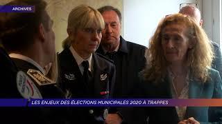 Yvelines | Les enjeux des élections municipales à Trappes
