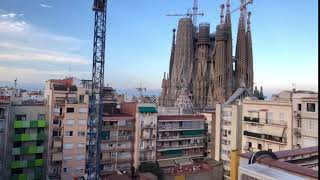 BREAKING!! terrorist attack on the Sagrada Familia in Barcelona, Spain