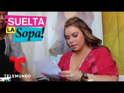Suelta La Sopa | Chiquis Rivera vio el video de Lupillo y reacciona a sus palabras