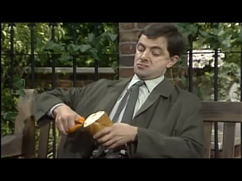 Sandwich for Lunch | Mr. Bean Official