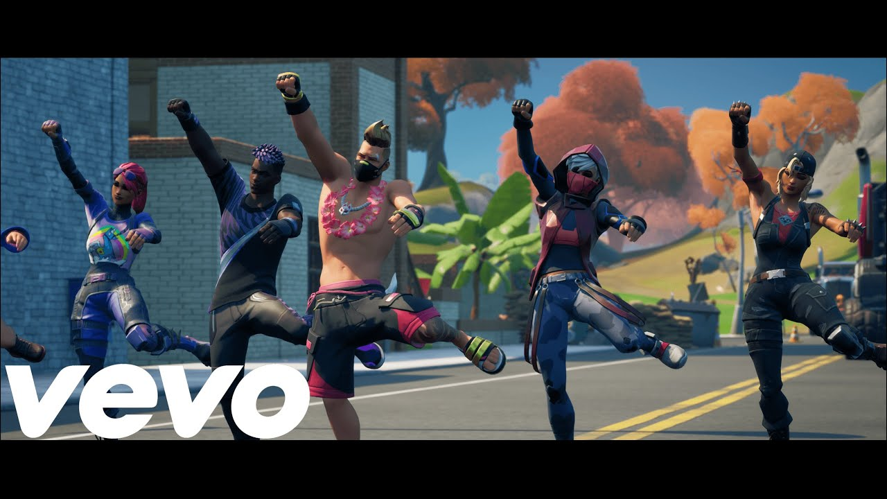 Download Ayo & Teo - Fly N Ghetto (Official Fortnite Music Video) | My World Emote