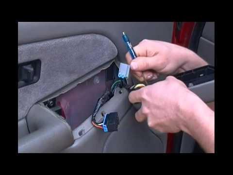 Chevy Silverado Window Switch - YouTube