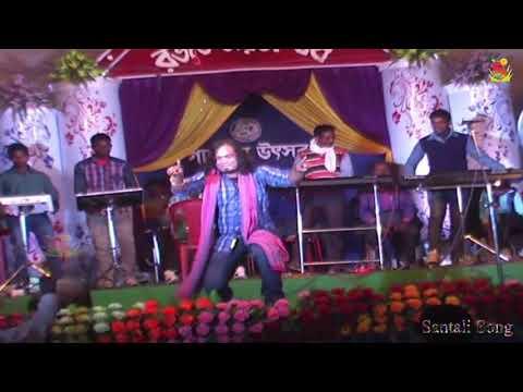 Rathin Kisku New Santali Video Song Santali Singer Gazole Utsab  Santali Arkestra Video Song No 4