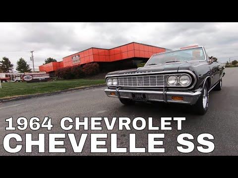 1964 Chevrolet Chevelle Malibu SS Convertible For Sale