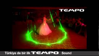 TEMPOLIVE EVENT - Laser Show 4