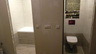 Ремонт ванной и туалета. Кононова, 10, корп. 1