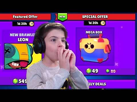 MEGA BOX OFFER! - Brawl Stars