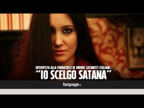 """Jennifer Crepuscolo (Unione Satanisti Italiani): """"Amiamo il Diavolo a testa alta"""""""