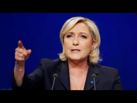 Thumbnail: Is Marine Le Pen the Donald Trump of France?