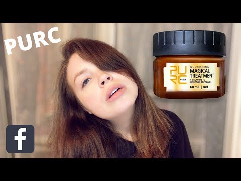 Testing Magical Hair Conditioner From A Viral Facebook Ad
