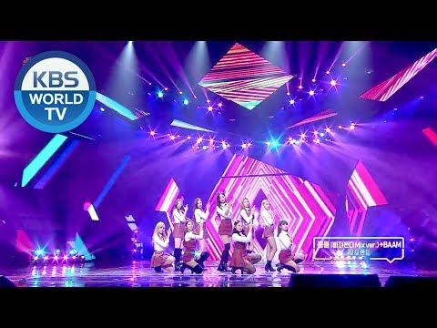 MOMOLAND(모모랜드) - BBoom BBoom(Mix Ver.) + BAAM [2018 KBS Song Festival / 2018.12.28]