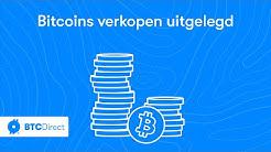 Bitcoins verkopen uitgelegd | BTC Direct