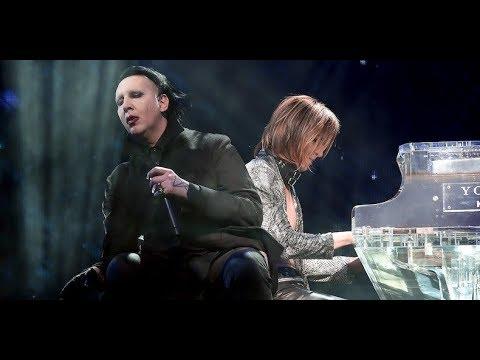 X Japan with Marilyn Manson - Sweet Dreams | Live Coachella 2018 - Saturday, April 21th (Weekend 2)