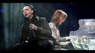 X Japan with Marilyn Manson - Sweet Dreams | Live Coachella 2018 - Saturday, April 21th (Weekend 2)